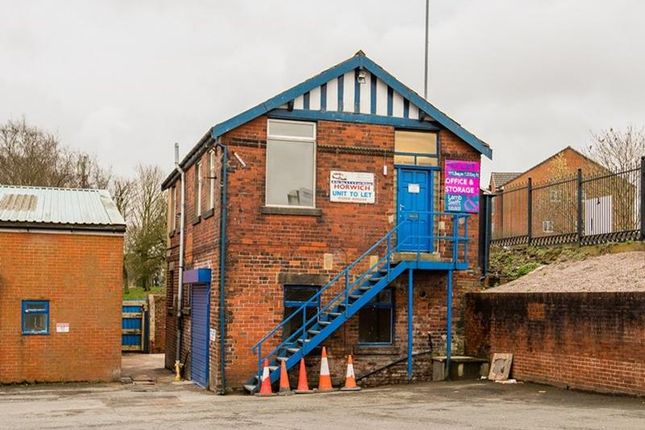 Office to let in First Floor, Unit A Pearlbrook Industrial Estate, Chorley New Road, Horwich, Bolton