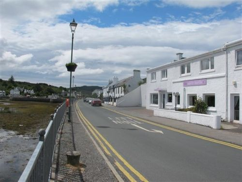 Thumbnail Detached house for sale in Kyleakin, Highland