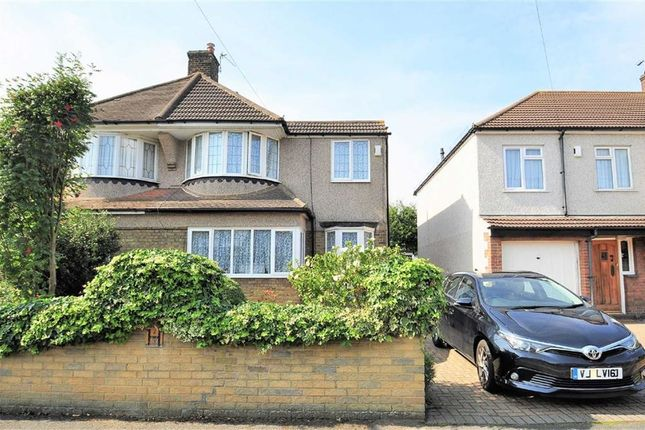 Thumbnail Semi-detached house for sale in Pickford Close, Bexleyheath