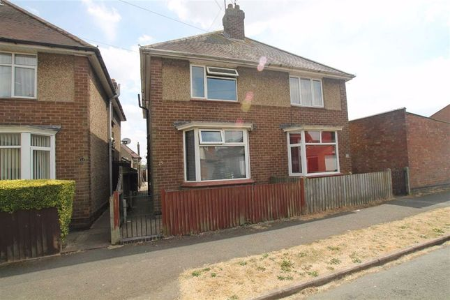 Semi-detached house to rent in Wordsworth Road, Kettering, Northants