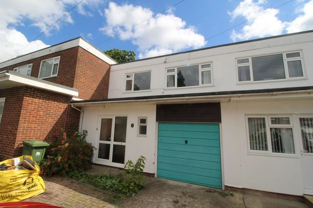 Thumbnail Property to rent in Abbotsfield Close, Southampton