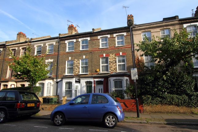 Thumbnail Terraced house to rent in Mayton Street, London