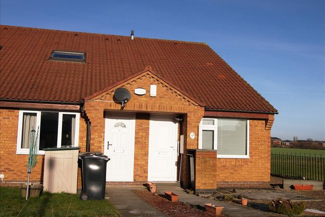 Thumbnail Bungalow for sale in Cloverhill Close, Annitsford, Cramlington