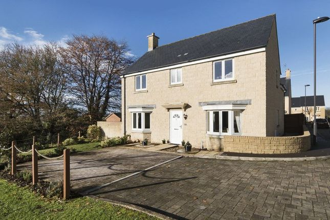 Thumbnail Detached house for sale in Breachwood View, Odd Down, Bath