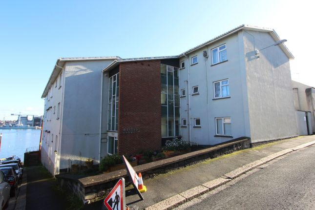 Thumbnail Flat for sale in Wesley Court, Torpoint