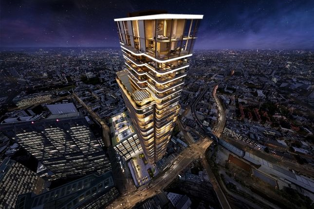 Thumbnail Flat for sale in Principal Tower, Worship Place