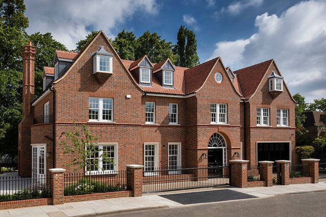 Thumbnail Detached house to rent in Canons Close, Bishops Avenue, London