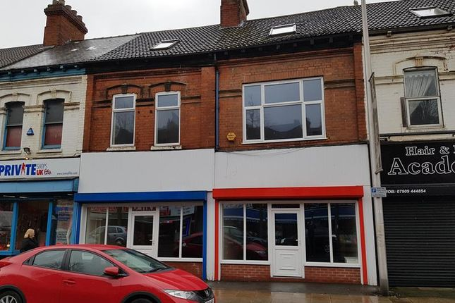 Thumbnail Retail premises for sale in 265/267 Hessle Road, Hull