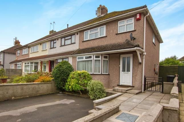 Thumbnail End terrace house for sale in Eastwood Crescent, Brislington, Bristol