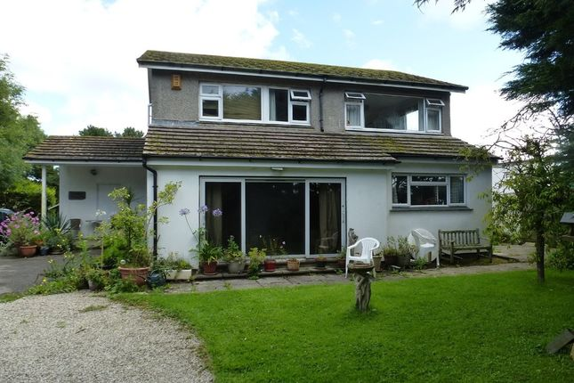 Thumbnail Detached house for sale in Rosudgeon, Penzance