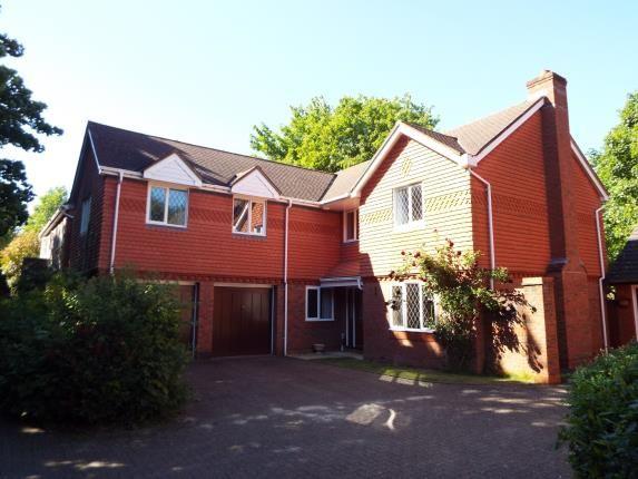 Thumbnail Detached house for sale in Church Lane, Botley, Southampton