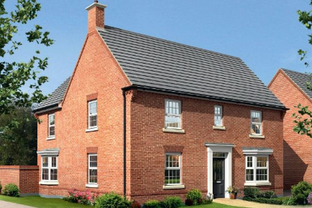 """Thumbnail Detached house for sale in """"Layton"""" at Priorswood, Taunton"""