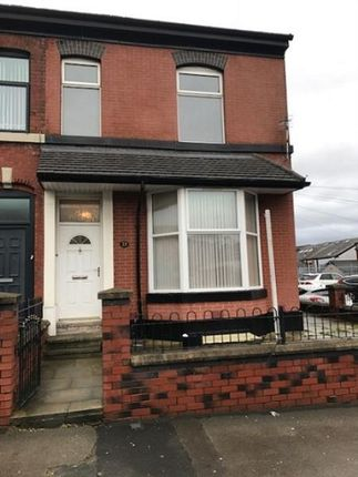 Thumbnail Flat to rent in Park Street Flat 4, Bolton