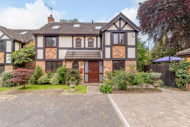 Thumbnail Detached house for sale in Hollies Close, London, London