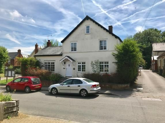 Thumbnail Detached house for sale in Maiden Street, Weston, Hitchin, Hertfordshire