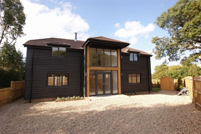 Thumbnail Detached house for sale in Fareham Park Road, Fareham