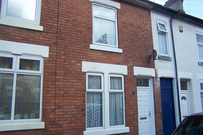 Thumbnail Property to rent in Wild Street, Derby