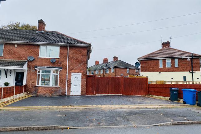 Regan Crescent, Erdington, Birmingham B23