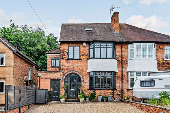 Thumbnail Semi-detached house for sale in Driffold, Sutton Coldfield, West Midlands