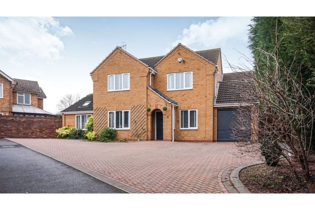 Thumbnail Detached house for sale in Tagwell Gardens, Droitwich