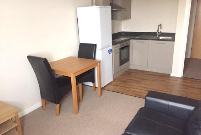 Thumbnail Flat to rent in Harbour Walk, Hartlepool