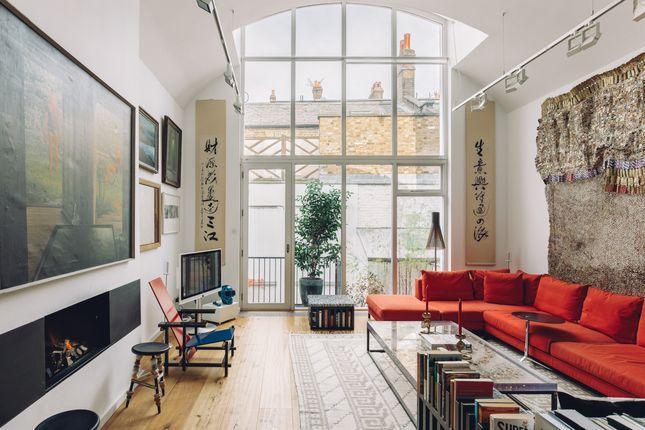 Thumbnail Terraced house for sale in Studio House, Strathmore Gardens, London