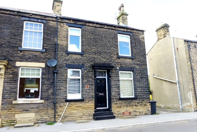 Thumbnail Terraced house to rent in Warrels Mount, Bramley, Leeds