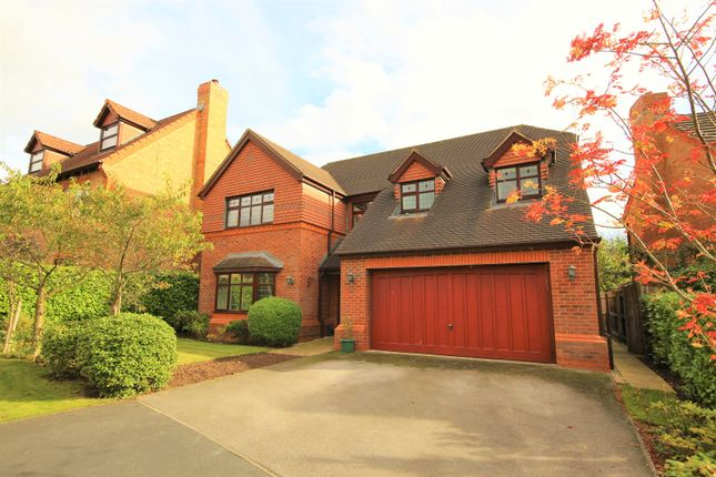 Thumbnail Detached house to rent in Bickley Close, Kingsmead