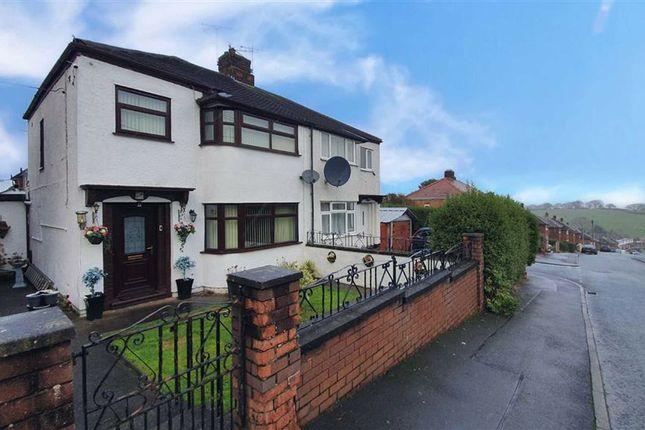 Semi-detached house for sale in Moor Lane, Holywell, Flintshire