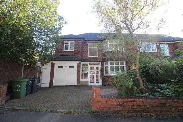 Thumbnail Semi-detached house for sale in Holders Lane, Moseley, Birmingham
