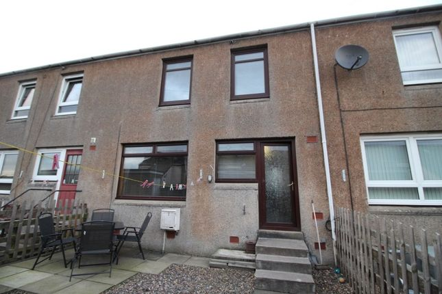 Thumbnail Terraced house for sale in West Park Avenue, Leslie, Glenrothes