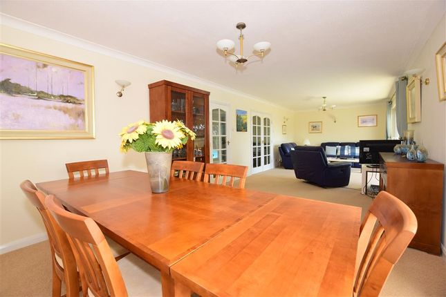 Thumbnail Detached house for sale in Maples Drive, Bonchurch, Isle Of Wight