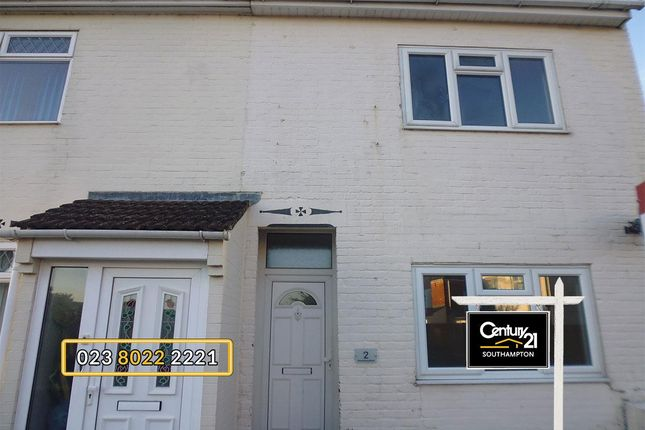 Thumbnail Terraced house to rent in Cherbourg Road, Eastleigh