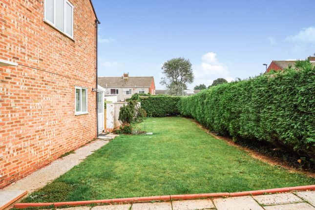 The Plot of Apperley Close, Yate, Bristol BS37