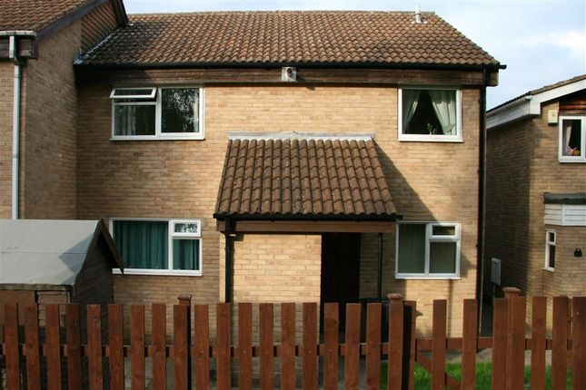 Thumbnail Flat to rent in Westcroft Crescent, Westfield, Sheffield