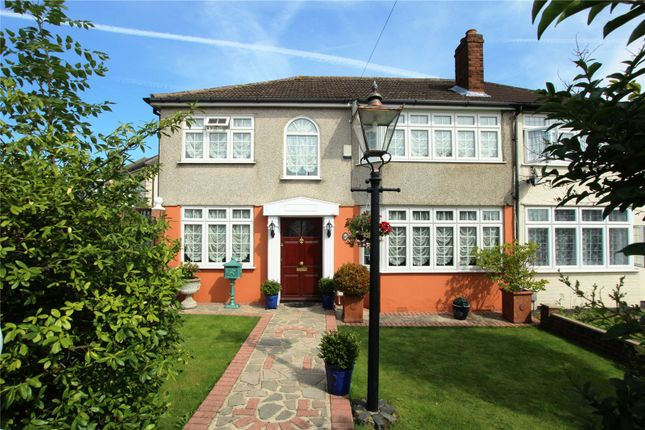 4 bed semi-detached house for sale in Westwood Lane, South Welling, Kent