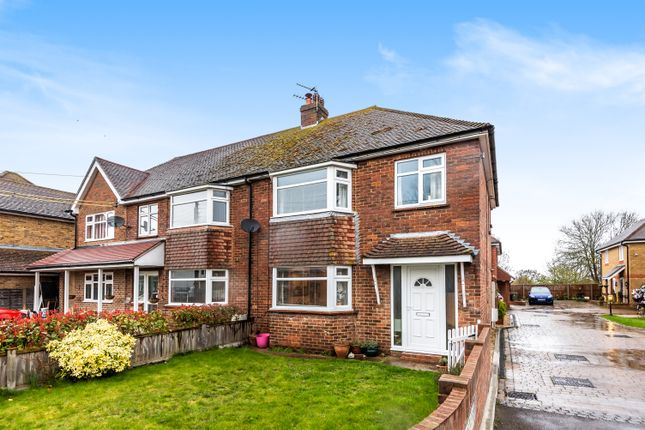 Semi-detached house for sale in Horsham Lane, Upchurch, Sittingbourne