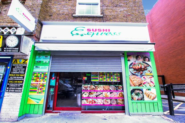 Thumbnail Restaurant/cafe to let in Goulston Street, London, London