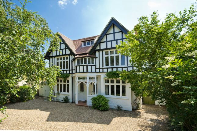 Thumbnail Detached house for sale in Spencer Road, East Molesey, Surrey