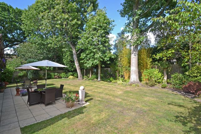 Garden of Oakvale, Common Hill, West Chiltington, Pulborough RH20