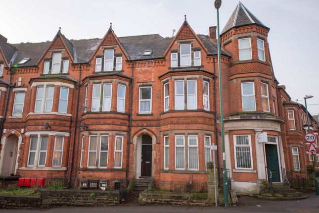 Thumbnail Flat to rent in The Gables, Sherwood Rise, Nottingham