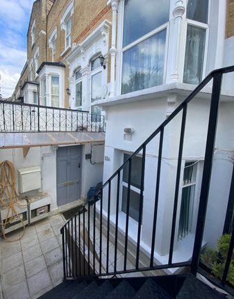 Thumbnail Flat to rent in Foulden Road, London