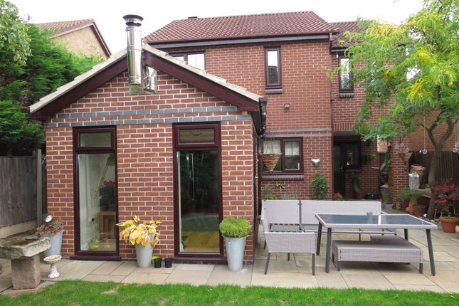 Thumbnail Detached house for sale in Lichfield Close, Toton, Nottingham