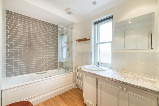 Master Bathroom of Bina Gardens, London SW5