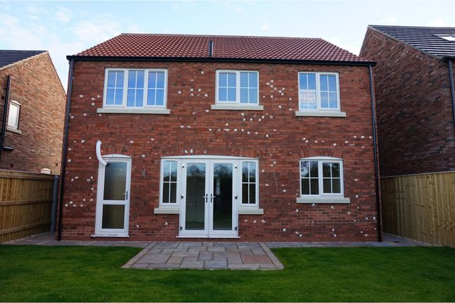 New Homes In Keelby