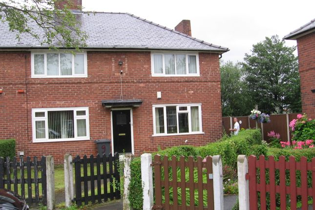 Thumbnail Flat to rent in Naseby Ave, Blackley