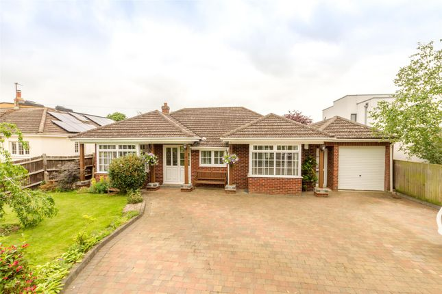 Thumbnail Detached bungalow for sale in Norman Avenue, Abingdon, Oxfordshire