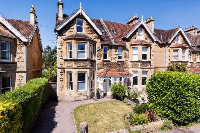 Thumbnail Semi-detached house for sale in Forester Road, Bath