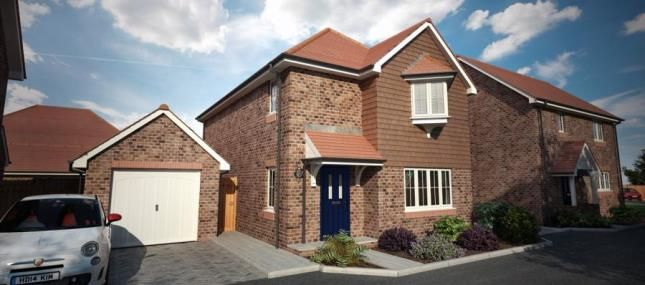 Thumbnail Detached house for sale in Hunts Pond Road, Titchfield Common, Hampshire