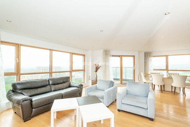 Thumbnail Flat to rent in Heritage Avenue, Colindale